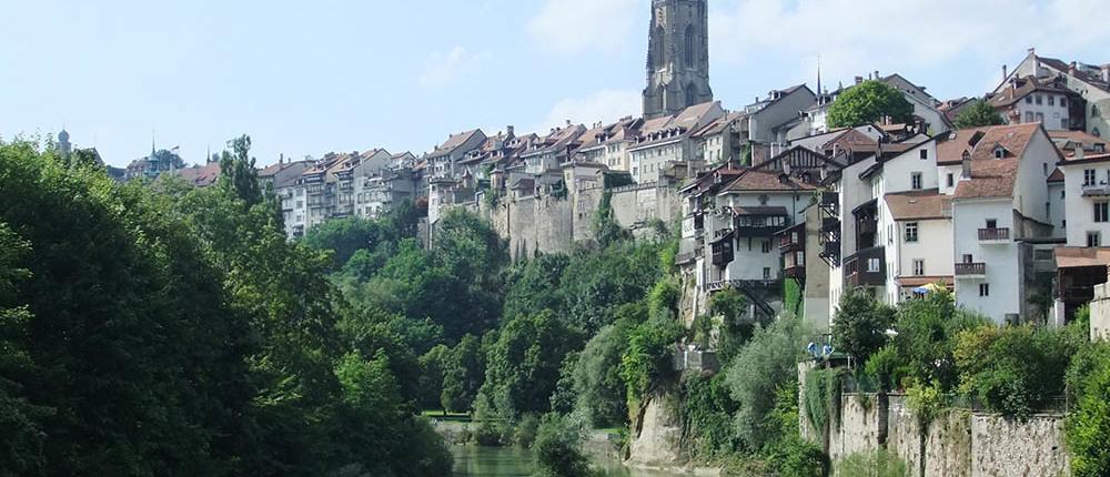 Markenidentität entwickeln für den Kanton Fribourg