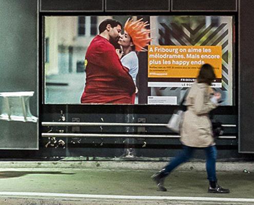 Markenidentität entwickeln für eine Region_Plakat