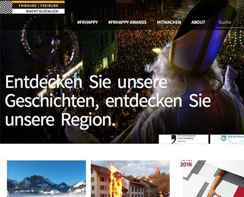 Markenidentität entwickeln für eine Region_Kampagnenwebsite
